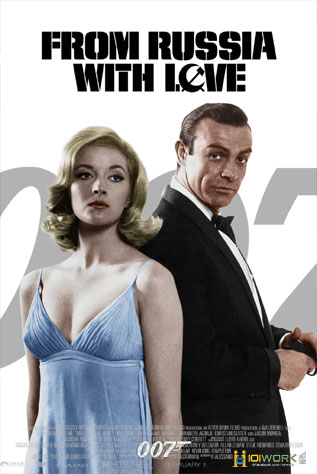 James Bond 007 From Russia with Love เพชฌฆาต 007 HD 1963 ภาค 2